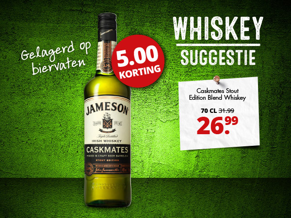 Whisky suggestie