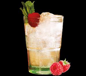 bacardi razz cocktail
