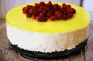 Limonchili  Oreo Cheesecake
