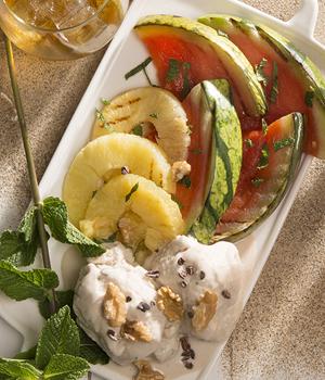 Frisse fiësta salade