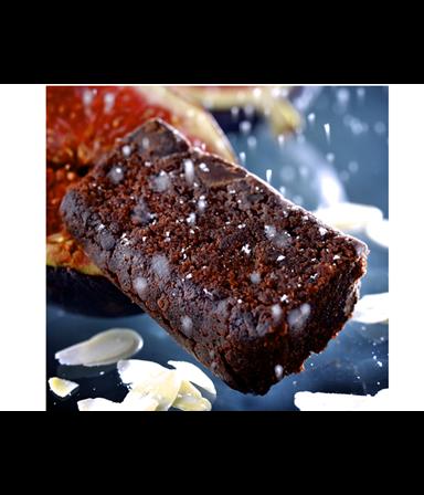 Chocoladetaartjes  met vijgen