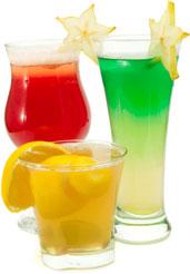Een samengestelde cocktail