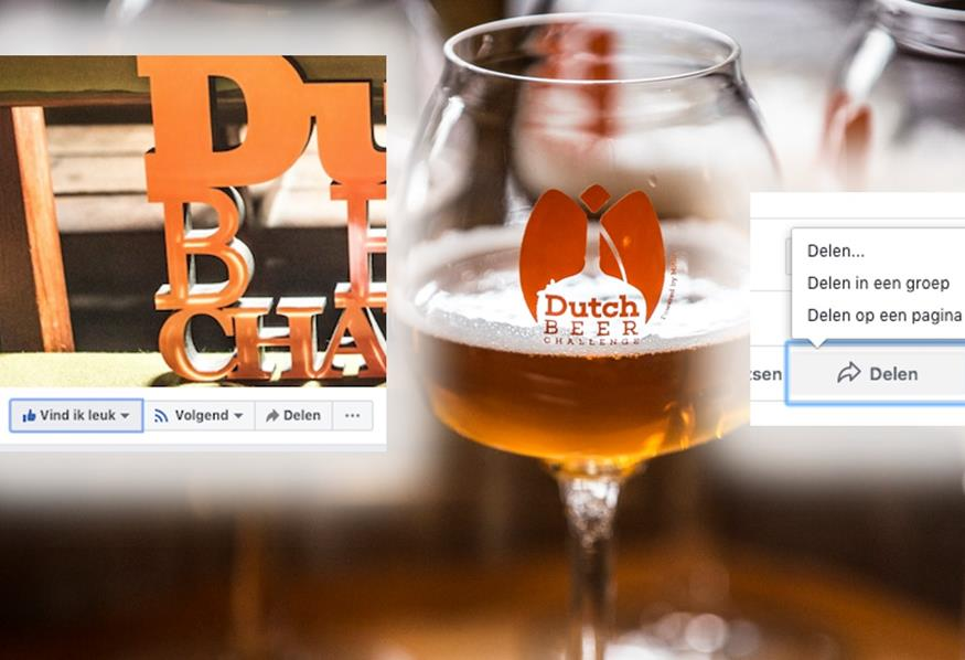 Bekendmaking winnaars 6e Dutch Beer Challenge via Live-Stream