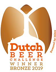 Dutch Beer Challenge Brons 2019