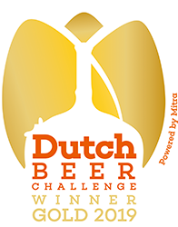 Dutch Beer Challenge Goud 2019