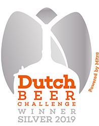 Dutch Beer Challenge Zilver 2019